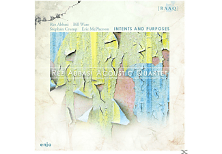Rez Abbasi Acoustic Quartet - Intents And Purposes [CD]