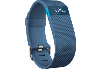 FITBIT Charge HR - Blå (Stor)