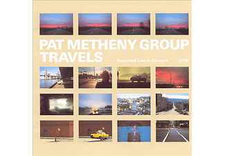 Pat Metheny Group - Travels (Vinyl LP (nagylemez))