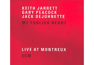 Keith Jarrett Trio - My Foolish Heart (CD)