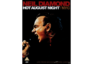 Neil Diamond - Hot August Night/Nyc (Dvd) [DVD]