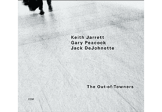 Keith Jarrett Trio - The Out-Of-Towners (CD)