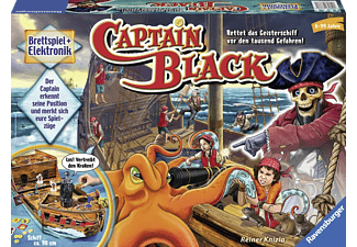 RAVENSBURGER 22293 Captain Black