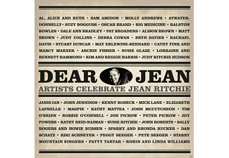 VARIOUS - DEAR JEAN - ARTISTS CELEBRATE JEAN RITCHIE - (CD)