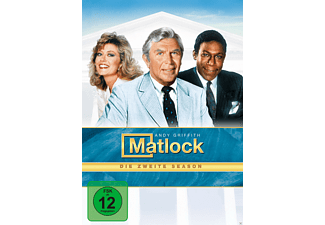 Matlock – Season 2 [DVD]