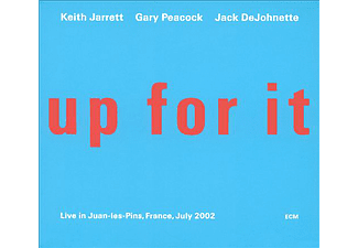 Keith Jarrett Trio - Up for It - Live in Juan-Les-Pins (CD)