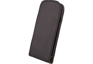 AGM 24734, Flip Cover, Galaxy S3 mini, Schwarz