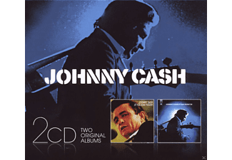 Johnny Cash - AT SAN QUENTIN/AT FOLSOM PRISON - (CD)