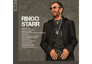 Ringo Starr - Icon [CD]