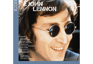 John Lennon - Icon - (CD)