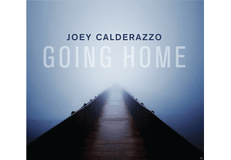 Joey Calderazzo - Going Home [CD]