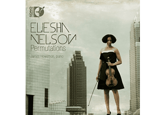 Eliesha Nelson, James Howsmon - Permutations - (Blu-ray Audio)
