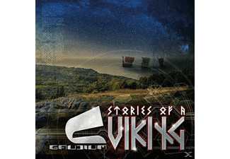 Gaudium - Stories Of A Viking - (CD)
