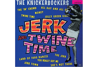 The Knickerbockers - Jerk & Twine Time - (CD)