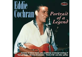 Eddie Cochran - Portrait Of A Legend - (CD)