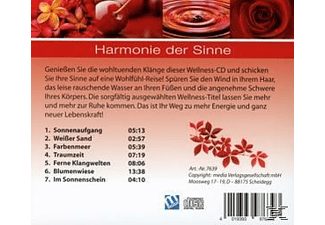 Various - Wellness-Harmonie Der Sinne - (CD)