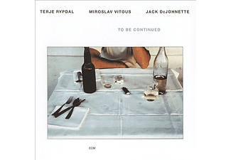 Terje Rypdal - To Be Continued (CD)