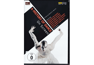 Various - A History Of Dance - (DVD)