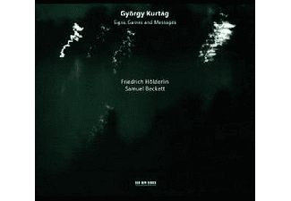 Kurtág György - Signs, Games and Messages (CD)