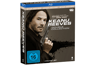 Keanu Reeves-Box - (Blu-ray)