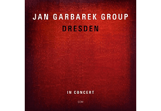 Jan Garbarek Group - Dresden - In Concert (CD)