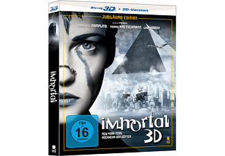 Immortal - (Blu-ray + DVD)