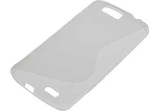 25758 TPU Case Backcover Huawei Ascend G7 Polycarbonat Transparent