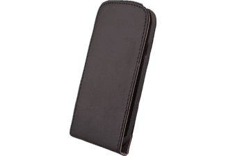 AGM 25365, Flip Cover, Galaxy S5, Schwarz