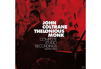John Coltrane - Complete Studio Recordings - (CD)