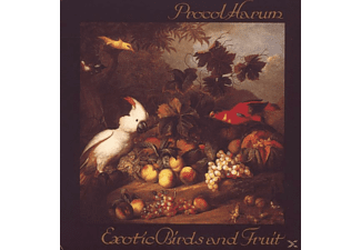 Procol Harum - Exotic Birds And Fruit (CD)