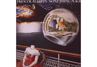 Procol Harum - Something Magic - (CD)