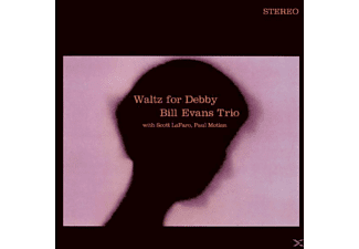 Bill Evans, Bill Trio Evans - Waltz For Derby [CD]