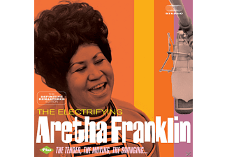 Aretha Franklin - The Electrifying / The Tender, The Moving, The Swinging - (CD)