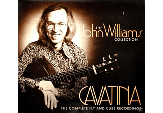 John Williams - Complete Fly & Cube Recordings- Cavatina [Doppel-Cd] - (CD)