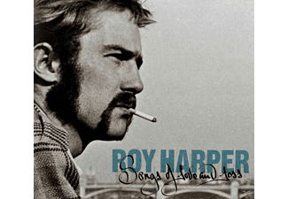 Roy Harper - Songs Of Love And Loss [Doppel-Cd] - (CD)