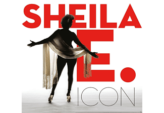 Sheila E. - ICON (+DOWNLOAD-CODE) - (CD)