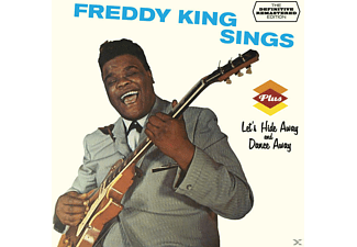 Freddy King - Freddy King Sings + Let's Hide And Dance Away - (CD)