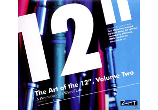 "VARIOUS - The Art Of The 12"" Vol.2 - (CD)"