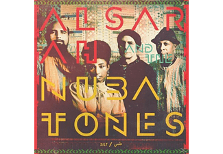 Alsarah & The Nubatones - Silt - (CD)
