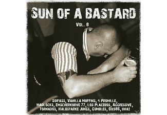 VARIOUS - Sun Of A Bastard-Vol.8 [CD]