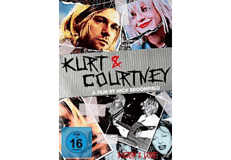 Various - Kurt & Courtney [DVD]