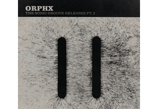 Orphx - The Sonic Groove Releases Pt.2 - (CD)