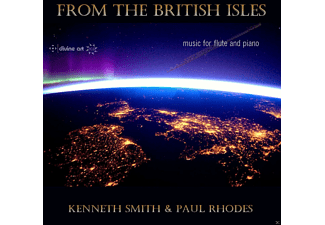 Kenneth Smith, Paul Rhodes - From The British Isles - (CD)