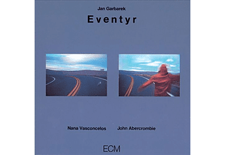 Jan Garbarek - Eventyr (CD)