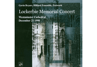 VARIOUS - Lockerbie Memorial Concert [CD]