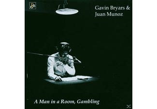 The Balanescu Quartet - A MAN IN A ROOM, GAMBLING - (CD)