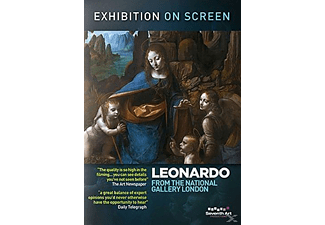Various - Leonardo-from the National Gallery London - (DVD)
