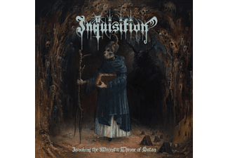 Inquisition - Invoking the Majestic Throne of Satan (Digipak) (CD)