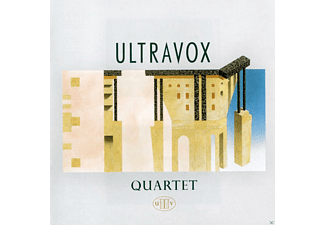 Ultravox - Quartet (180g Remastered LP) - (Vinyl)