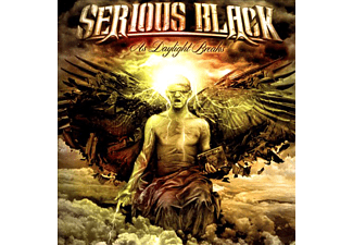 Serious Black - As Daylight Breaks (CD)